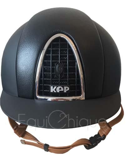 KEP Textile Leather Black ⋆ EquiChique 9219018d35b